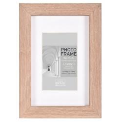 MDF fotorámeček 15x20cm BLOCK FRAME dub