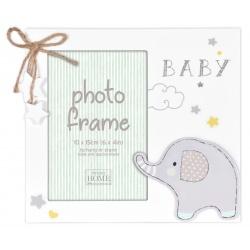 Dětský fotorámeček 10x15cm Glitter Elephant