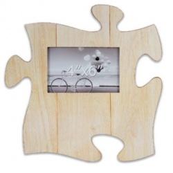 Fotorámeček 15x10 Puzzle natur