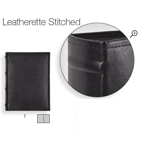Luxusní fotoalbum10x15/100 LEATHERETTE black