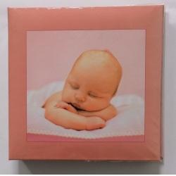 Dětské fotoalbum Rchael Hale 10x15/200 růžové