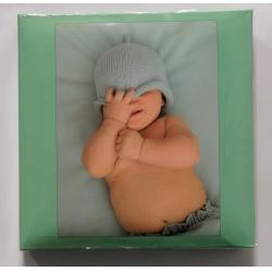 Dětské fotoalbum Rchael Hale 10x15/200 zelené