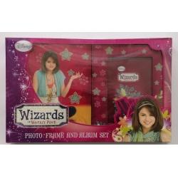 Set album 10x15/72 + rámeček 10x15 Disney Wizards