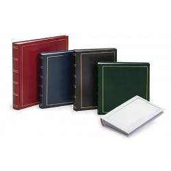 Jednobarevné fotoalbum 10x15/200 TRADITION zelená