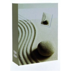 Fotoalbum 10x15/100 NOSTALGIA šedé