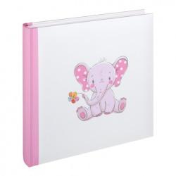 Dětské klasické fotoalbum SONNY 26x25/50stran růžové