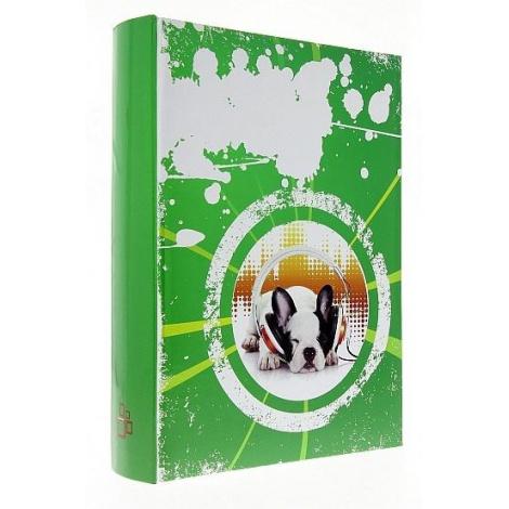fotoalbum 10x15/300pop BEAT zelené