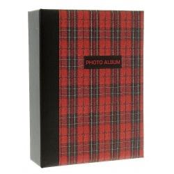 Fotoalbum 10x15/100 SCOT červené