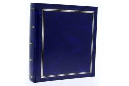 Zastrkávací fotoalbum 10x15/600 Classic modré