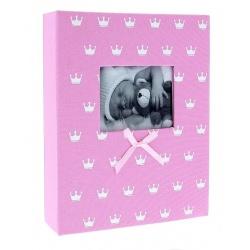 Dětské fotoalbum 10x15/200 foto MIRACLE růžové