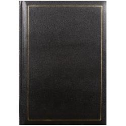 Neutrální fotoalbum 10x15/300 foto TRADITION černé
