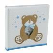 Exkluzivní dětské fotoalbum 10x15/200 foto SWEETY modré