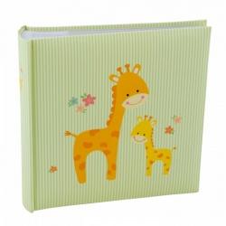 Exkluzivní dětské fotoalbum 10x15/200 foto FUNNY Žirafa