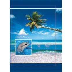 Fotoalbum 10x15/100 NatMIX delfín