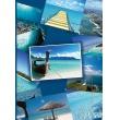 Fotoalbum 10x15/100 NatMIX lodička