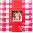 Fotoalbum na růžky 30x30/100 stran FRESH COLOUR červené
