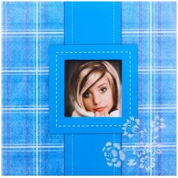 Fotoalbum na růžky 30x30/100 stran FRESH COLOUR modré