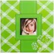 Fotoalbum na růžky 30x30/100 stran FRESH COLOUR zelené