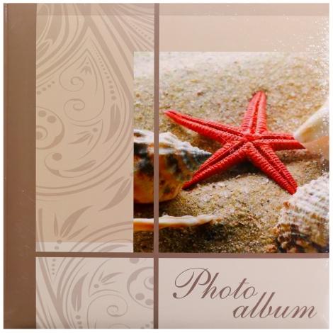 Fotoalbum 30x30/100 stran SHELL STARS hvězdice