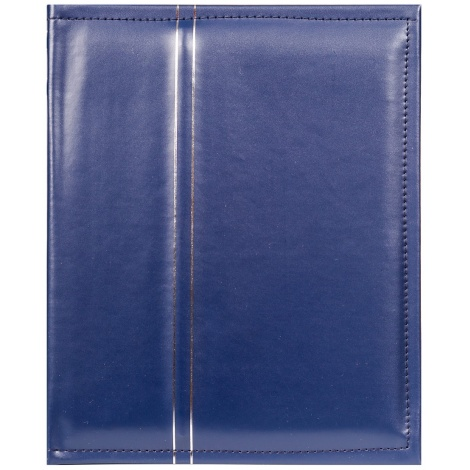 Fotoalbum na růžky 22x27/60s. SILVER LINE modré