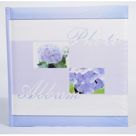 Fotoalbum na růžky SUMMER BREEZE 30x30/100 modré
