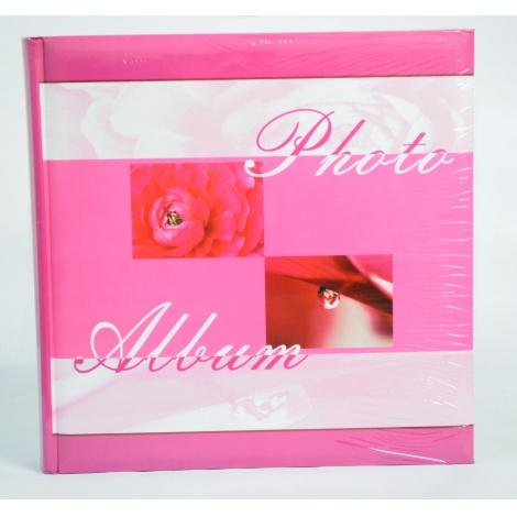Fotoalbum na růžky SUMMER BREEZE 30x30/100 růžové