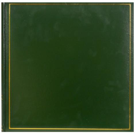 Fotoalbumna růžky 30x30/100s. TRADITION zelené