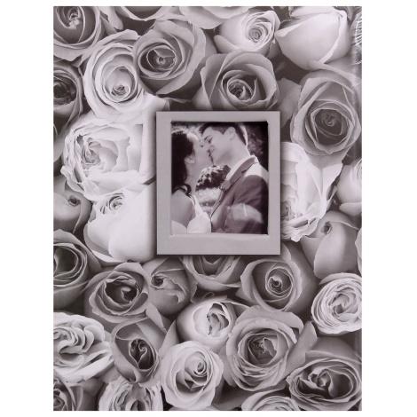 Fotoalbum 10x15/100 ANYWHERE ROSES šedé
