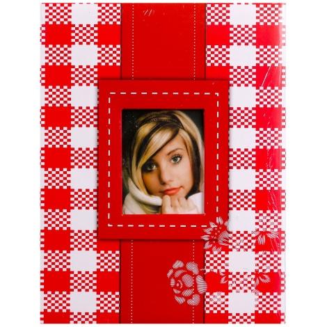 Fotoalbum 10x15/100 foto FRESH COLOUR červené