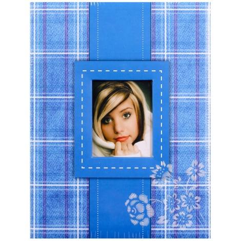 Fotoalbum 10x15/100 foto FRESH COLOUR modré