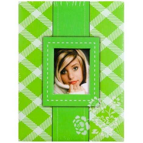 Fotoalbum 10x15/100 foto FRESH COLOUR zelené