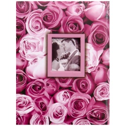 Fotoalbum 10x15/200 foto s pop. ANYWHERE ROSES fial