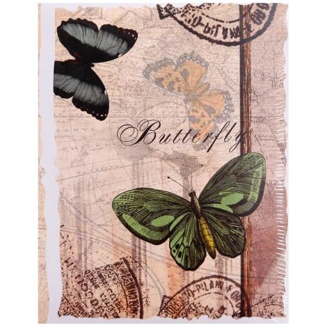 Fotoalbum 10x15/200 foto ROMANTIC SIDE zelené