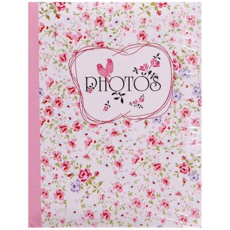 Fotoalbum 10x15/200 foto pop FIELD OF FLOWERS růžová