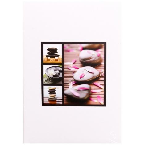 Fotoalbum 10x15/402 foto pop. STONES bílé