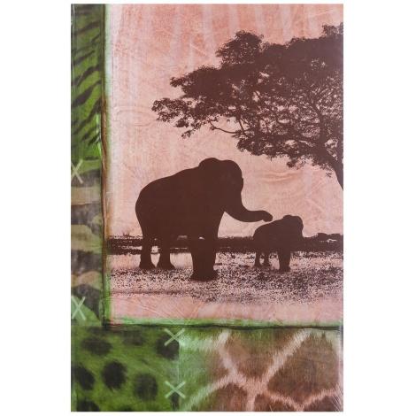 Fotoalbum na 402 foto 10x15 SAVANNE slon