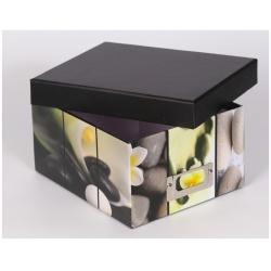 Krabice na foto 10x15/700 foto SILENT MOMENTS zelená