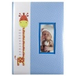 Dětské fotoalbum 9x13/100 RISE modré