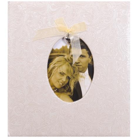 Svatební fotoalbum na růžky GRACE zlaté