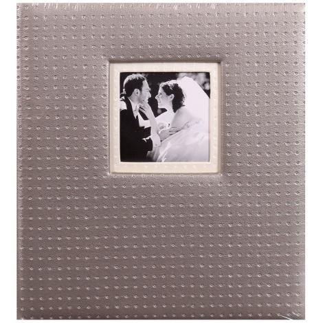 Svatební fotoalbum 29x32/60s. WE tmavé