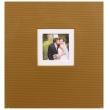 Svatební fotoalbum na růžky TiAmo hnědé