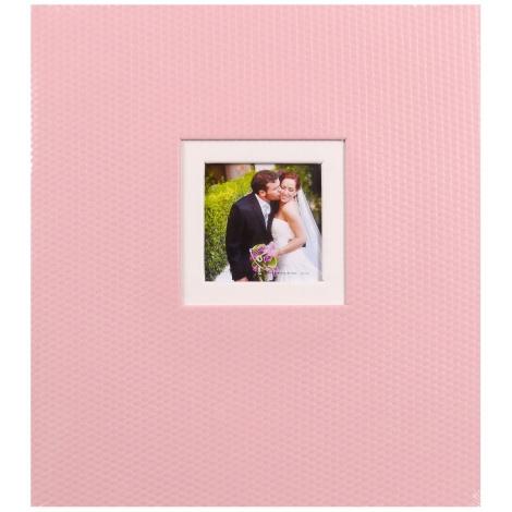 Svatební fotoalbum na růžky TiAmo růžové