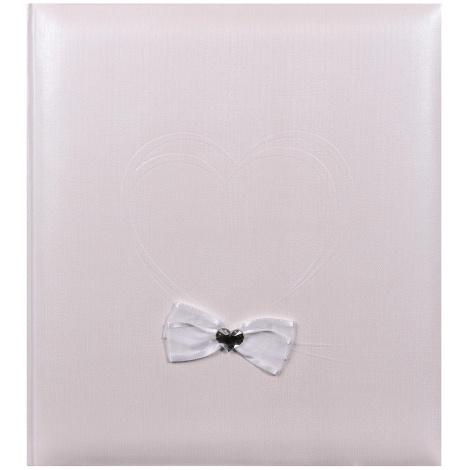 Svatební fotoalbum na růžky HEARTBEAT 29x32/60