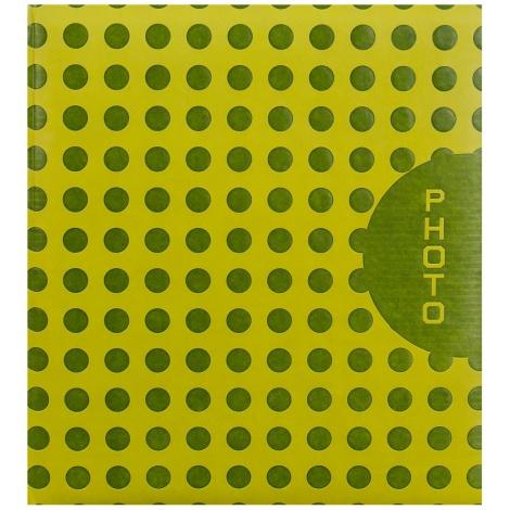 Fotoalbum na růžky LTD.EDITION 29x32/60s. zelené