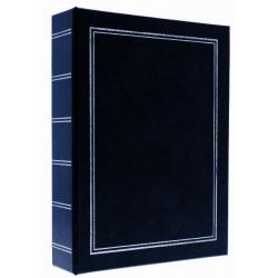 Jendnobarevné fotoalbum 10x15/100 foto modré