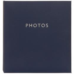 Fotoalbum 10x15/200 Contemporary classic modré