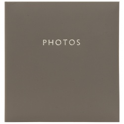 Fotoalbum 10x15/200 Contemporary classic šedé