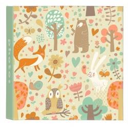 Dětské fotoalbum 10x15/200foto Cute animals les