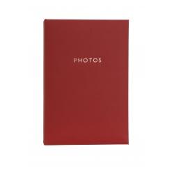 Fotoalbum 10x15/300 Contemporary classicčervené