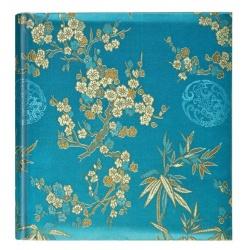 Luxusní fotoalbum Blossom 13x18/140F modré